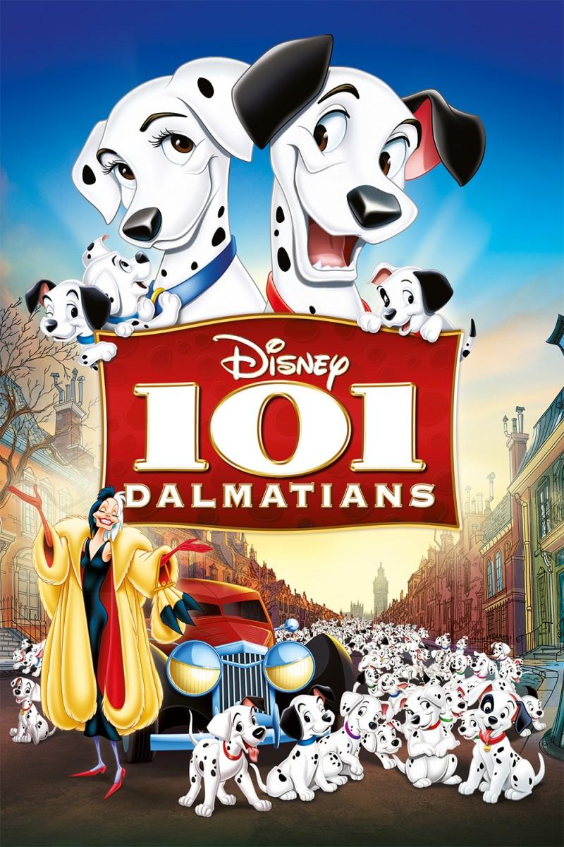 101 Dalmatyńczyków (1961)