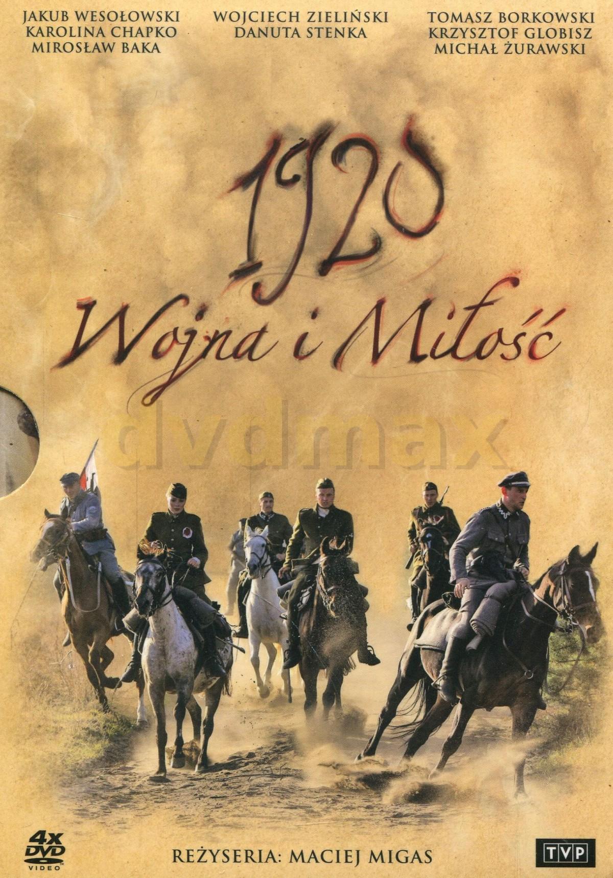 1920. Wojna i miłość (serial TV)