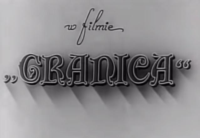 Granica (1938)