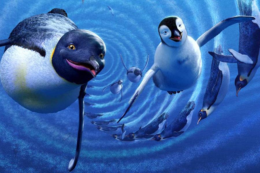 Happy Feet: Tupot małych stóp /filmweb.pl