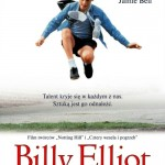 Billy Elliot plakat filmowy