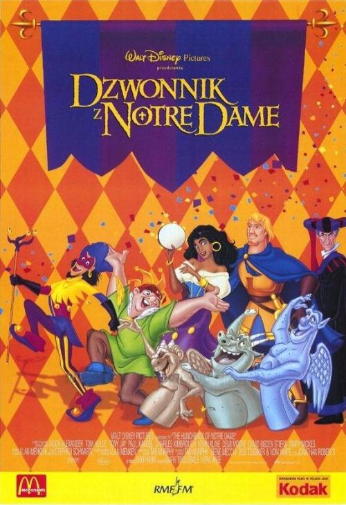 Dzwonnik z Notre Dame (1996)