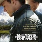 "plakat do filmu ""Tajemnica Brokeback Mountain"""