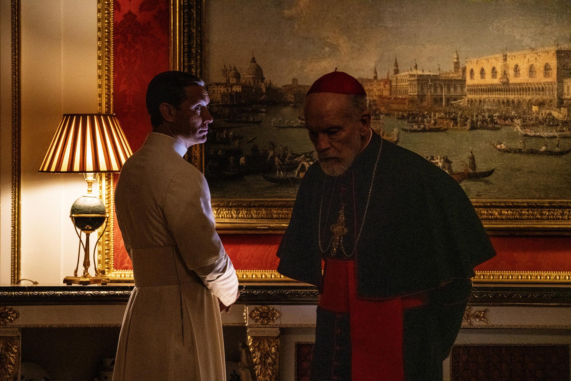 Nowy papież (serial TV)